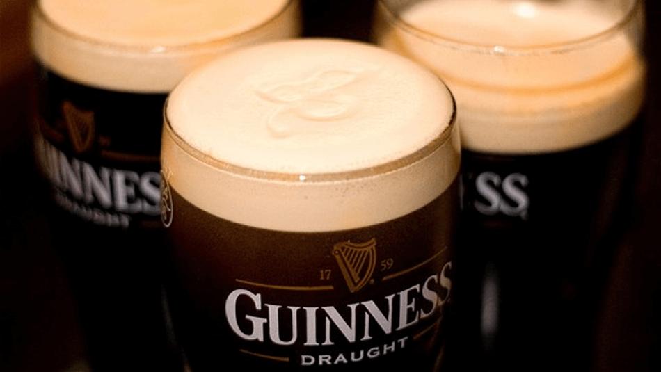 St. Patrick's DayCerveza Guinness -