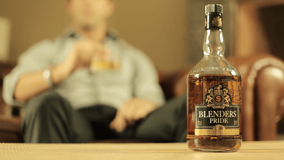 Tomate tu tiempoBlenders Whisky -