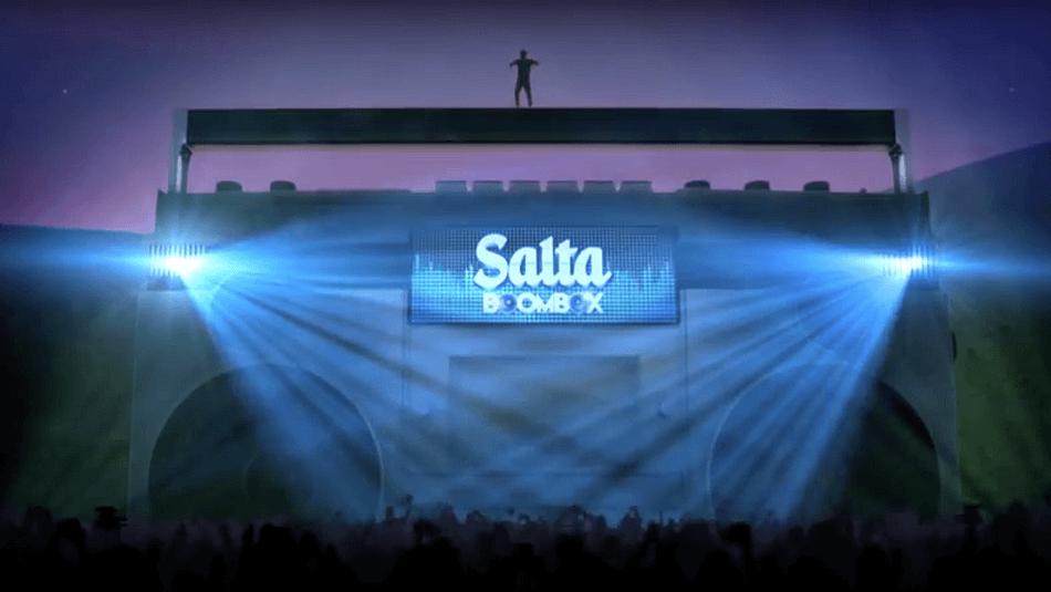 Iconos de la MúsicaCerveza Salta -